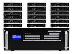 9x18 HDMI Matrix Switcher over CAT5 w/18-HDBaseT Receivers, Separate Audio & 100ms Switching
