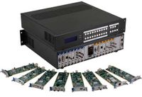 See 24 - Seamless HDMI Matrix Switcher w/Video Wall Processors