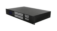 See 48-Different Seamless HDMI Matrix Switches in 9x9 Chassis & 100ms Switching Time