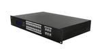 See 48-Different Seamless HDMI Matrix Switches in 9x9 Chassis & 100ms Switching