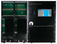 HDMI Matrix Switchers over CAT5 w/Scaling, 100ms switching in a 48x48 Chassis