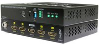Shinybow SB-5654U2 1x4 HDMI 4K2K@60Hz HDR Distribution Amplifier - TAA Compliant