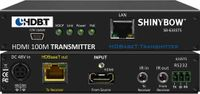 Shinybow SB-6335T5 5-Play HDBaseT PoH Transmitter up to 330 Feet - TAA Compliant