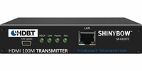 Shinybow SB-6335T5 5-Play HDBaseT™ PoH Transmitter up to 330Ft