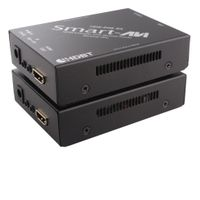 SmartAVI HDX-POES HDBaseT HDMI & IR Extender over Single Cat5e/6 Cable