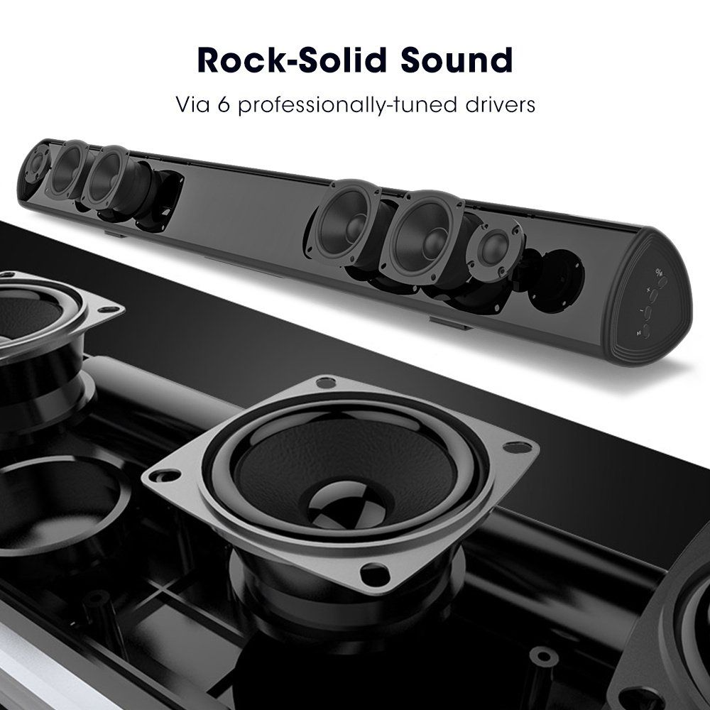 WolfPack Soundbar for Bars and Restaurants