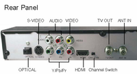 Stand Alone ATSC  / QAM HDTV Tuner w/HDMI out - Discontinued