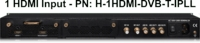 Thor Broadcast H-1HDMI-DVBT-IPLL 1 Ch HDMI to DVB-T Digital Modulators