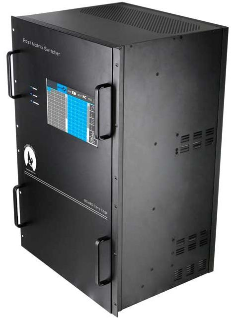 Trade In Value For WolfPack Empty 80x80 Modular Matrix Chassis