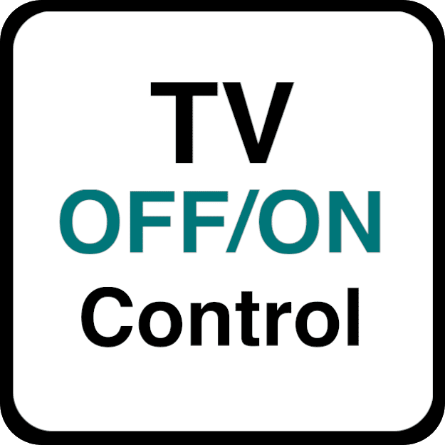 Turn up to 36-TVs OFF & ON w/One Button Standalone Controller
