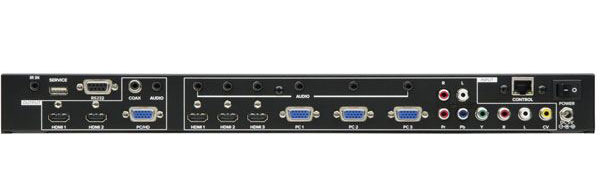 tvONE 1T-VS-668 Universal Switcher Audio Embedding/De-embedding
