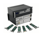 See 250-Different HDMI Matrix Switchers in an 18x18 Chassis