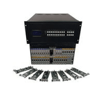 See 300-Different HDMI Matrix Switchers in a 36x36 Chassis