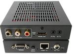 4K WolfPack VGA & 4K HDMI Switcher via CAT5 to 330 Feet w/POE