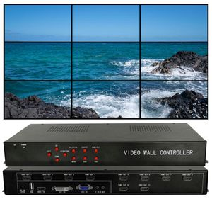 WolfPack Video Wall Processor That Can Create 27-Different Video Walls