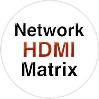 12x12 HDMI Matrix Over LAN with WEB GUI