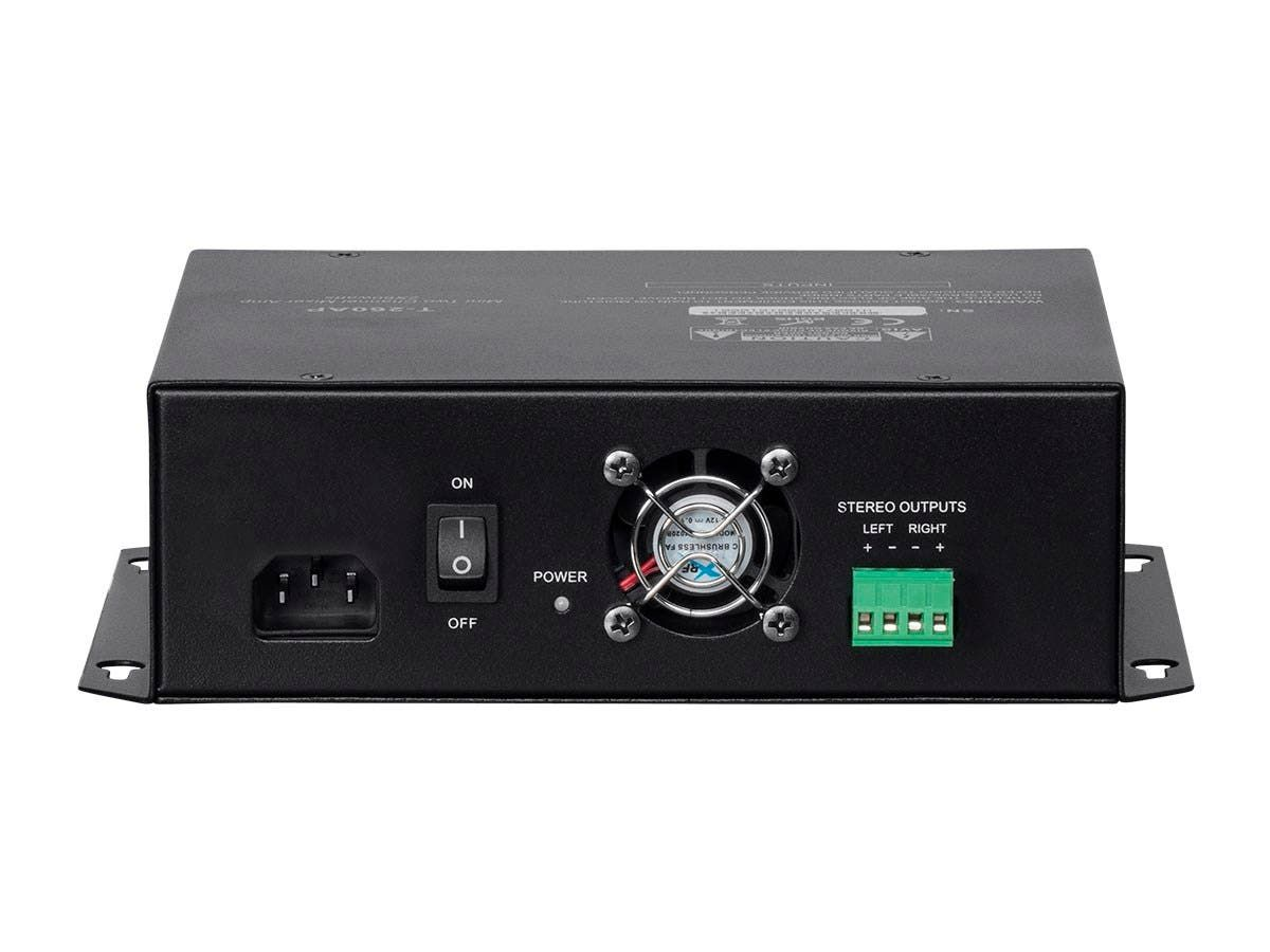 WolfPack WolfPack 2 - Channel 120W Mixer Amp with Microphone Input