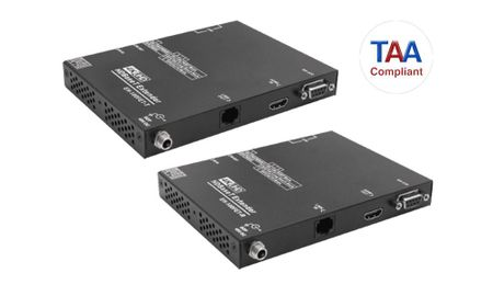 WolfPack 4K 60 4.4.4 HDBaseT Extender to 330' & 1080p to 450'