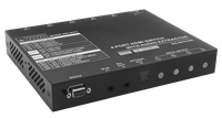 WolfPack 4X1 4K@60 HDMI Switcher with Audio Extractor