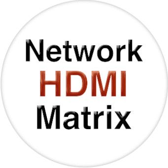 4x12 HDMI Matrix Over LAN with WEB GUI