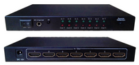 WolfPack 7-Port HDMI Smart Box - One HDMI Box To Replace 20-Splitters & Switchers