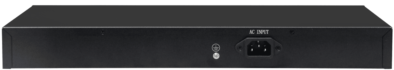 WolfPack™ 16-Port POE Ethernet Switch