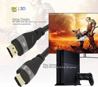 WolfPack 8K 3-Foot HDMI 2.1 Cable