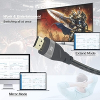 WolfPack 8K 6-Foot HDMI 2.1 Cable