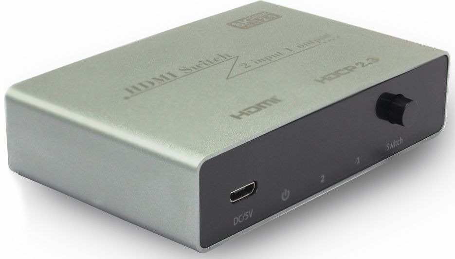 WolfPack 8K 2x1 HDMI Switch