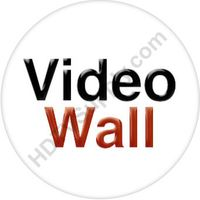 8x4 HDMI Matrix Switcher w/Scaling, Video Wall, Apps & Separate Audio