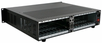 Used WolfPack Empty 9x9 Modular Matrix Chassis