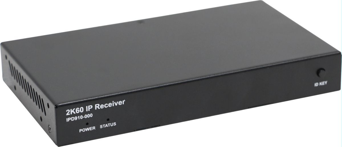 WolfPack POE HDMI Receiver Over IP with Video Wall