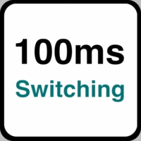 WolfPackGold 12x4 HDMI Matrix Switch with a Video Wall Function Over CAT5