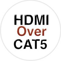 4K 8x24 HDMI Matrix HDBaseT Switch with 24-CAT5 Extenders