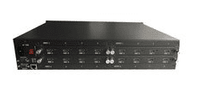 See 5-Different 4K 8x8 HDMI Matrix Switch w/HDBaseT HDMI to CAT5 Extenders