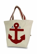 Anchor Beach Tote - Nautical Theme