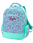 Backpack with Embroidered Name