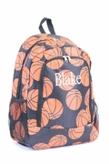 Basketball Backpack Monogrammed