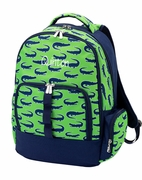 Bookbag for Boys | Gator Pattern