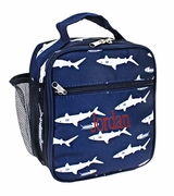 Boys Shark Lunch Tote | Personalized