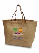 Custom Beach Tote