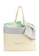 Custom Logo Ladies Promotional Totes - 50 pc minimum