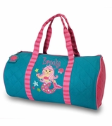 Embroidered  Duffle Tote for Kids