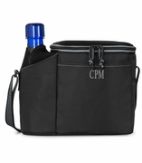 Lunch Tote Cooler - Black