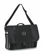 Men's Black Computer Bag