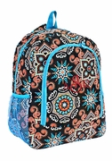 Monogram Boho Backpacks
