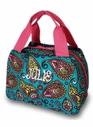 Monogram Paisley Lunch Tote | Monogram
