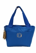 Monogram Work Lunch Tote