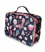 Monogrammed Girls Lunch Box