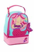 Monogrammed Mermaid Lunch Box